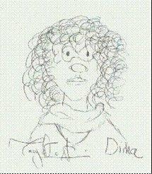 Dina par Tayeb, jeune homme du collège Jean Perrin à Vitry sur Seine