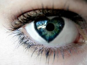 l'oeil d'amour